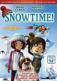 Book Cover: Snowtime!