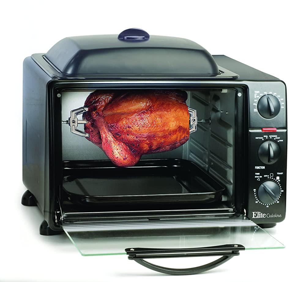Rotisseries And Roasters Ovens And Toasters Small: Reviews & Buyer's Guide