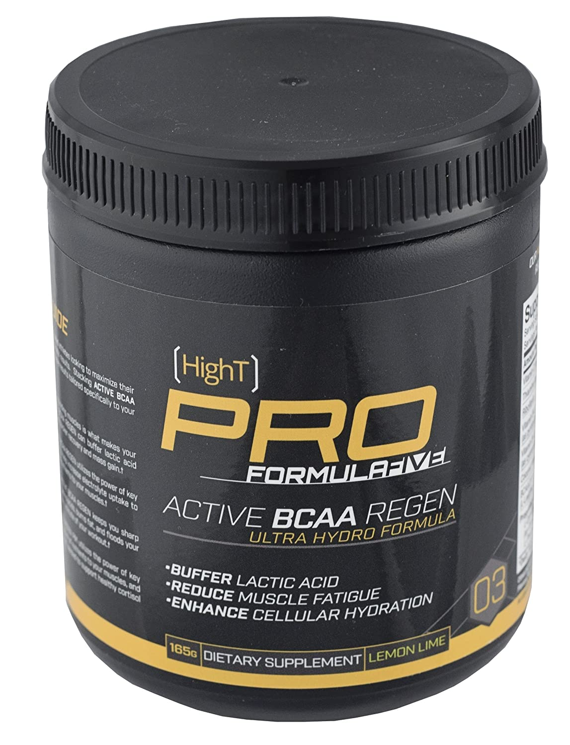 High T Pro Formula Five Active BCAA Regen