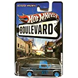 HOT WHEELS BOULEVARD REAL RIDER LEGENDS '63 STUDEBAKER by Mattel
