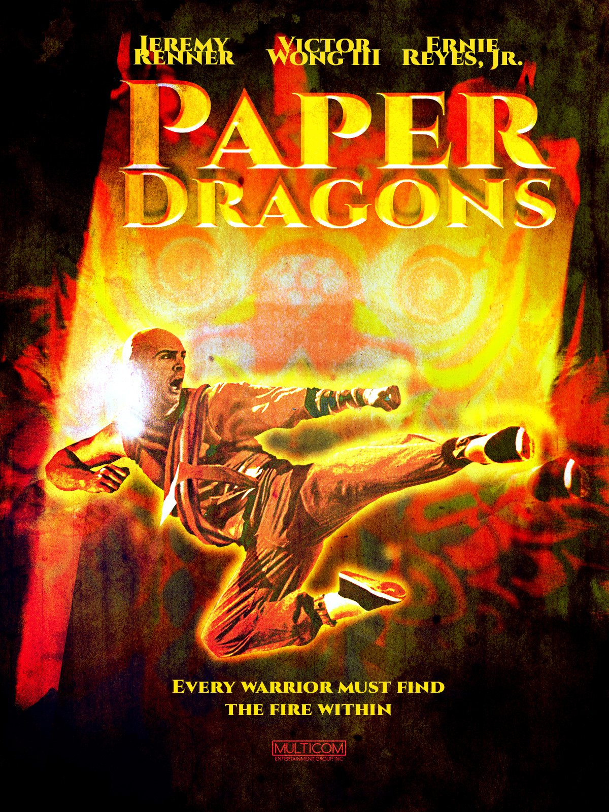 Paper Dragons on Amazon Prime Instant Video UK