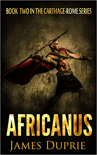 Africanus (Book two of the Carthage - Rome Series 2)