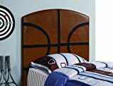 Basketball Kids Headboard 44Wx50H