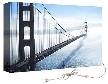 decoralive Bridge sf-tableau 300V 110x 75x 5cm