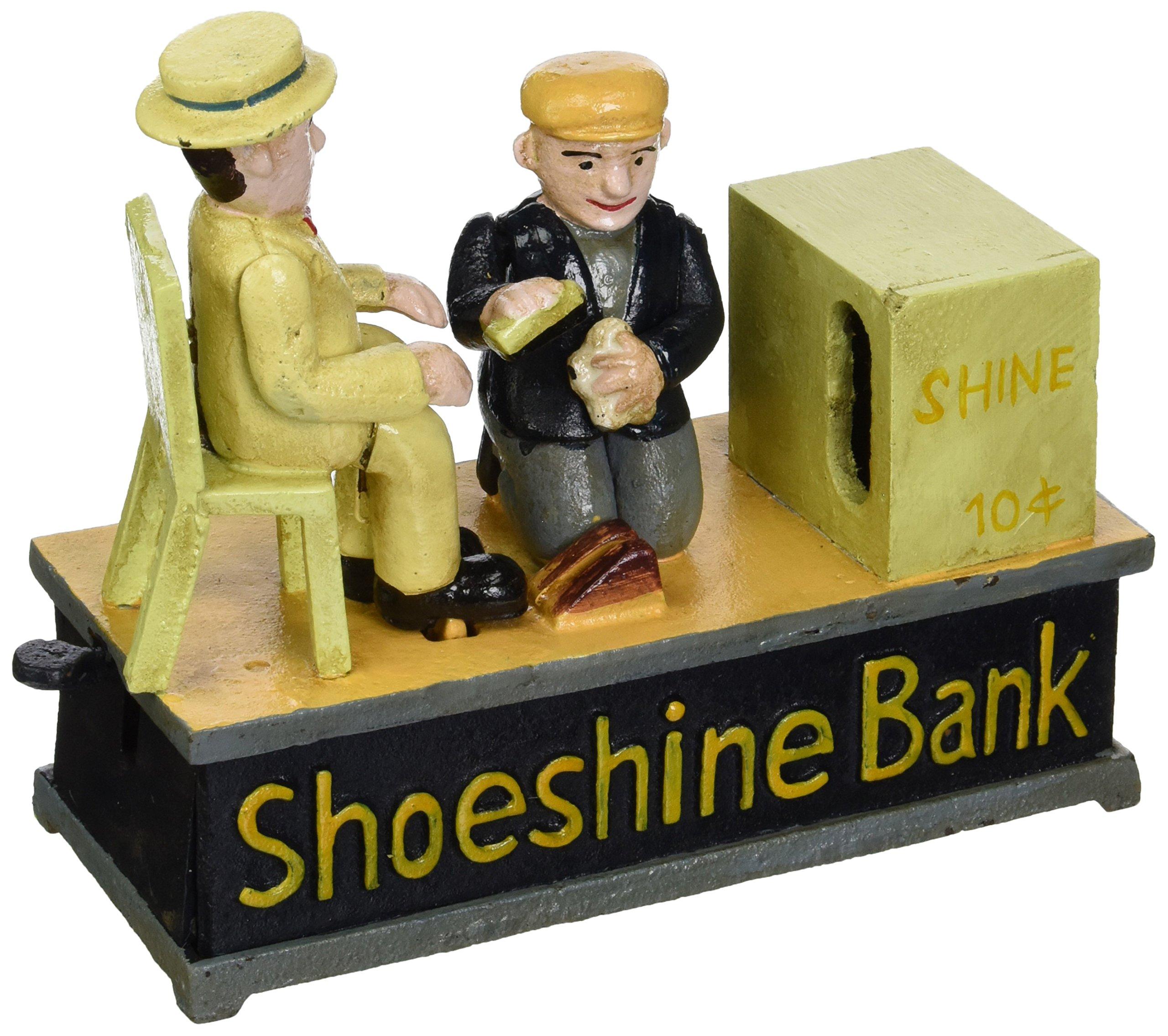 Shoe Shine Bank