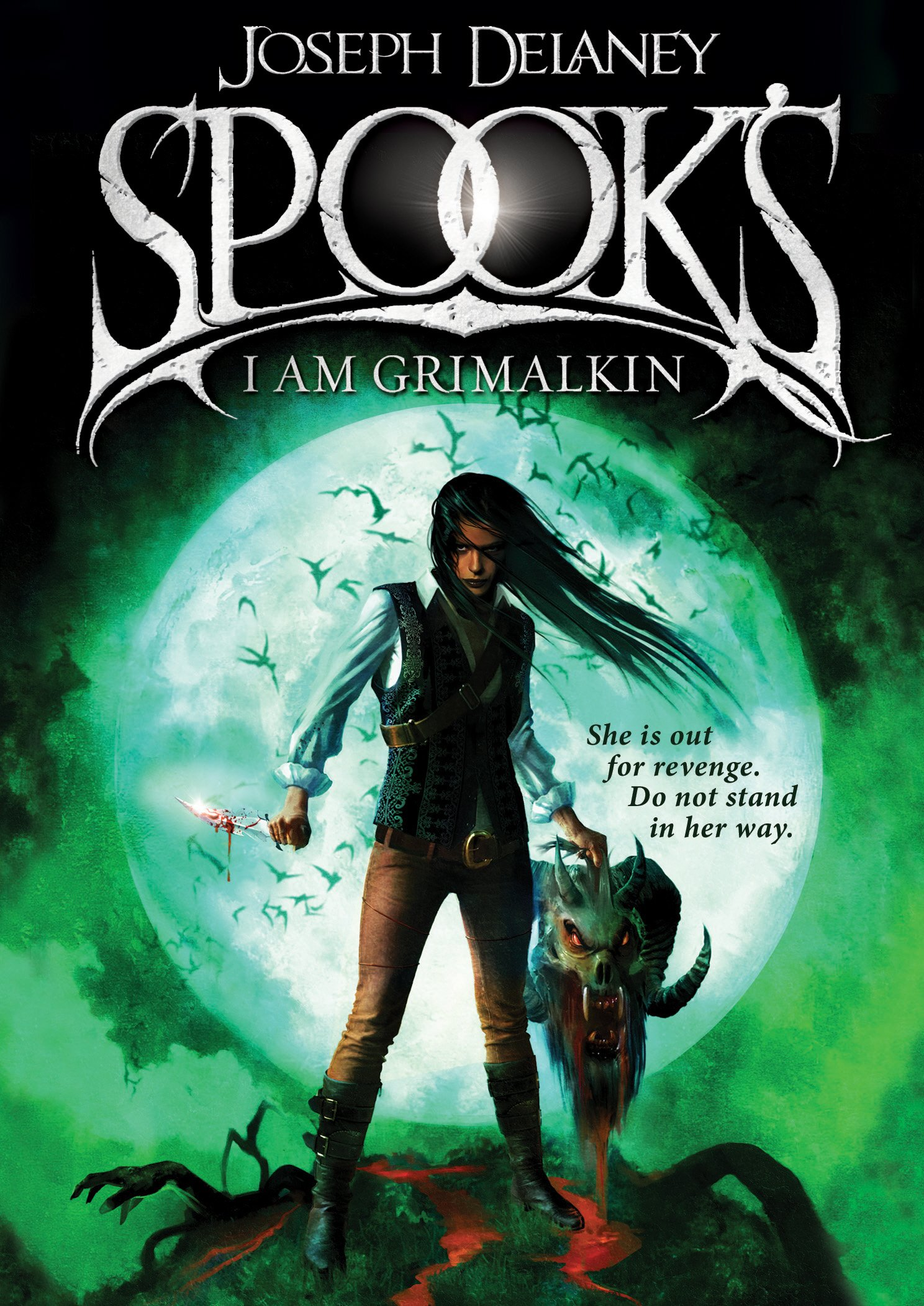 Buy Spook's: I Am Grimalkin: Book 9 (the Wardstone Chronicles) Book Online  At Low Prices In India  Spook's: I Am Grimalkin: Book 9 (the Wardstone