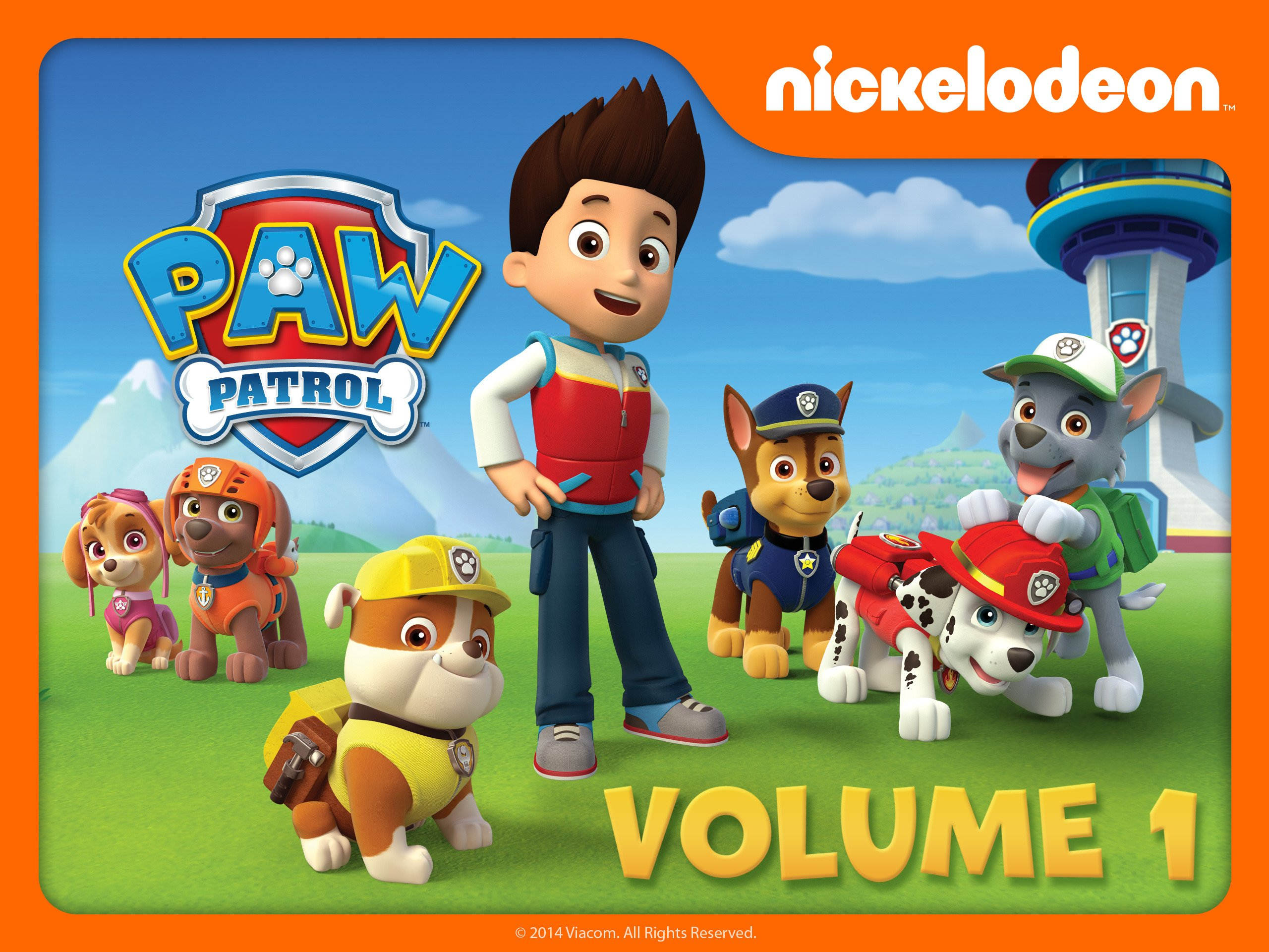 PAW Patrol, Volume 1 - Season 1