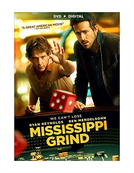 Mississippi Grind [DVD + Digital]