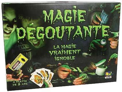 Ducale - 9204 - Jeu De Société - Magie Dégoutante - La Magie Vraiment Ignoble