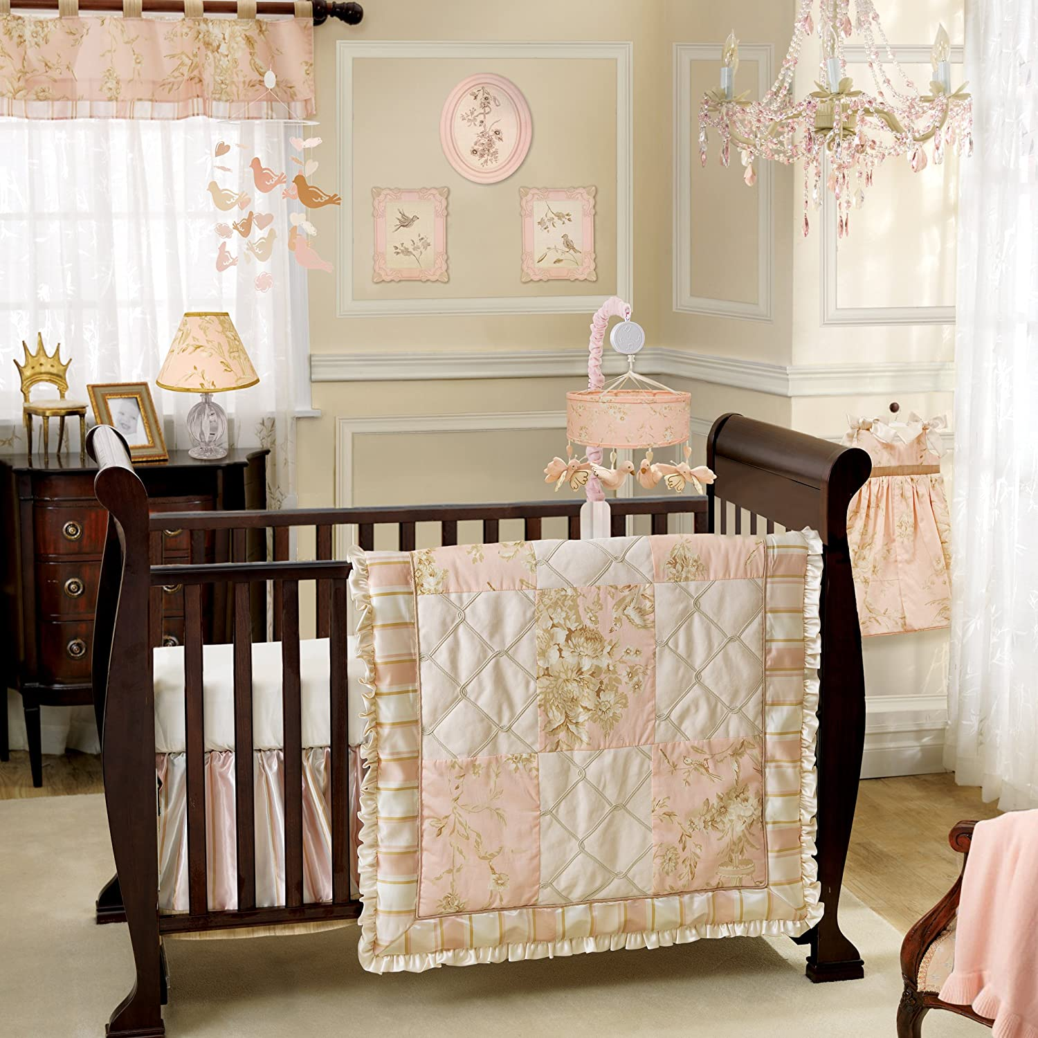 custom glamorous bedding lavender ideas aqua baby nursery and pin themes girl bed room lavendar
