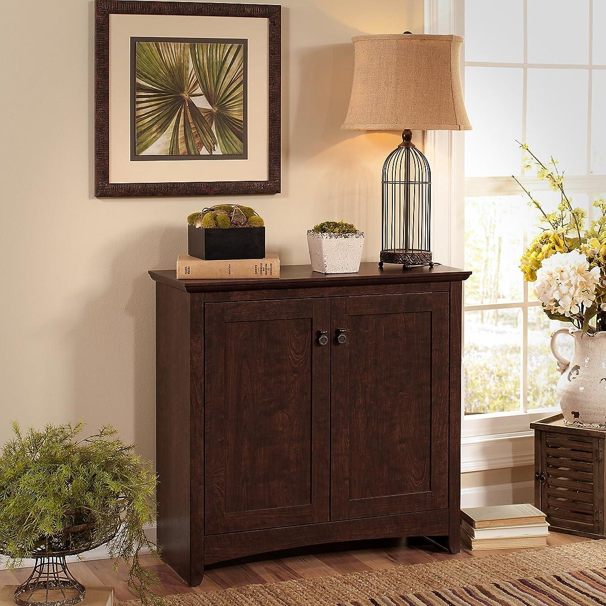 Buena Vista 2 Door Small Storage Cabinet