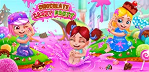 Chocolate Candy Party - Fudge Madness from TabTale LTD