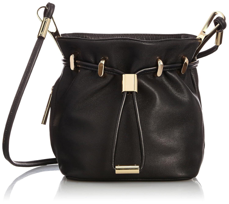 Amazon.co.jp: [ハシバミミューズ] hashibami muse ブルジュオン 巾着 MU-15S1073 black (black): シューズ&バッグ:通販