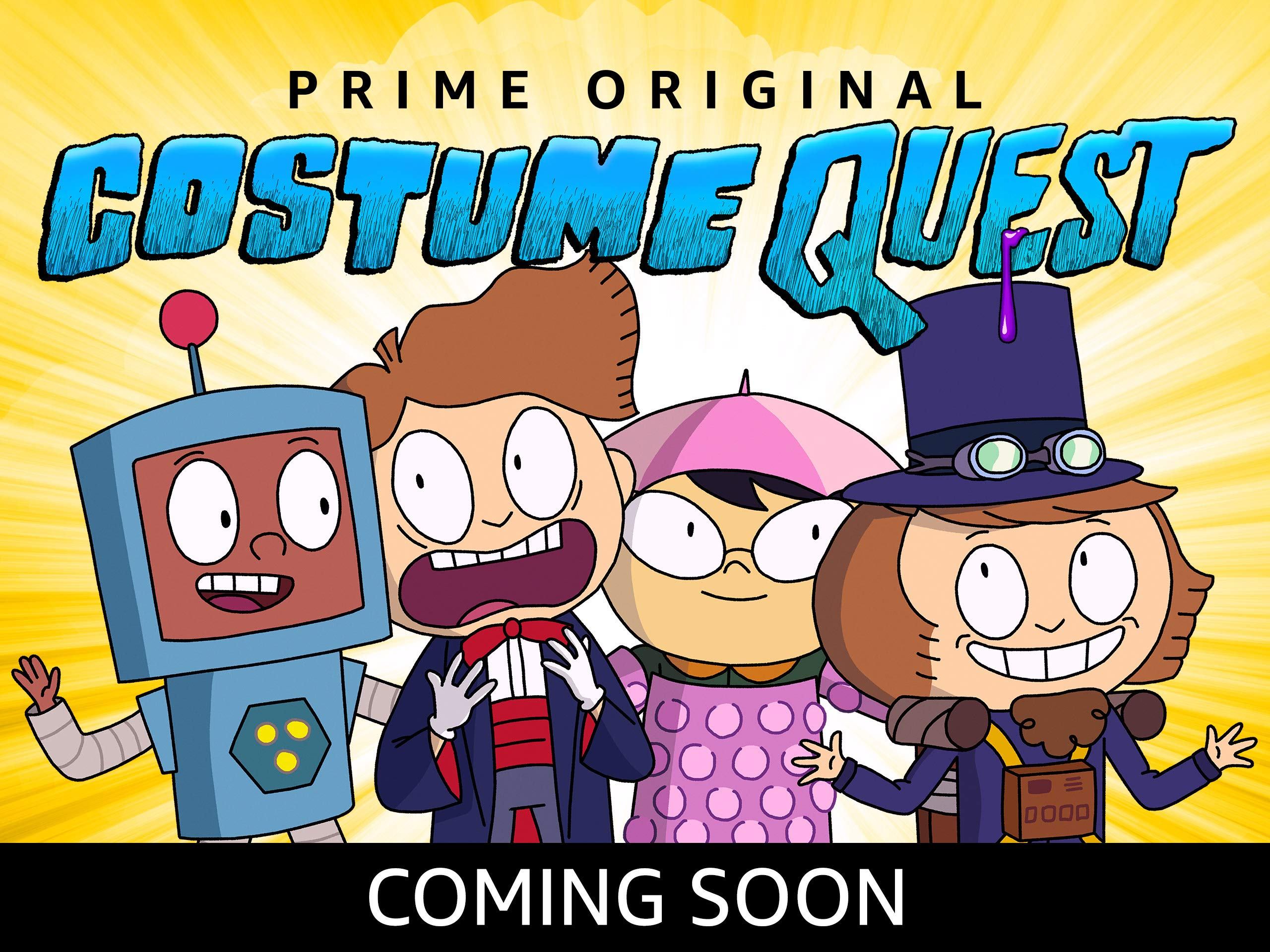 Costume Quest on Amazon Prime Video UK