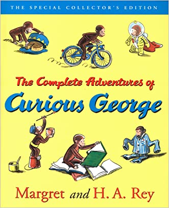 Curious George Complete Adventures: 70th Anniversary Edition