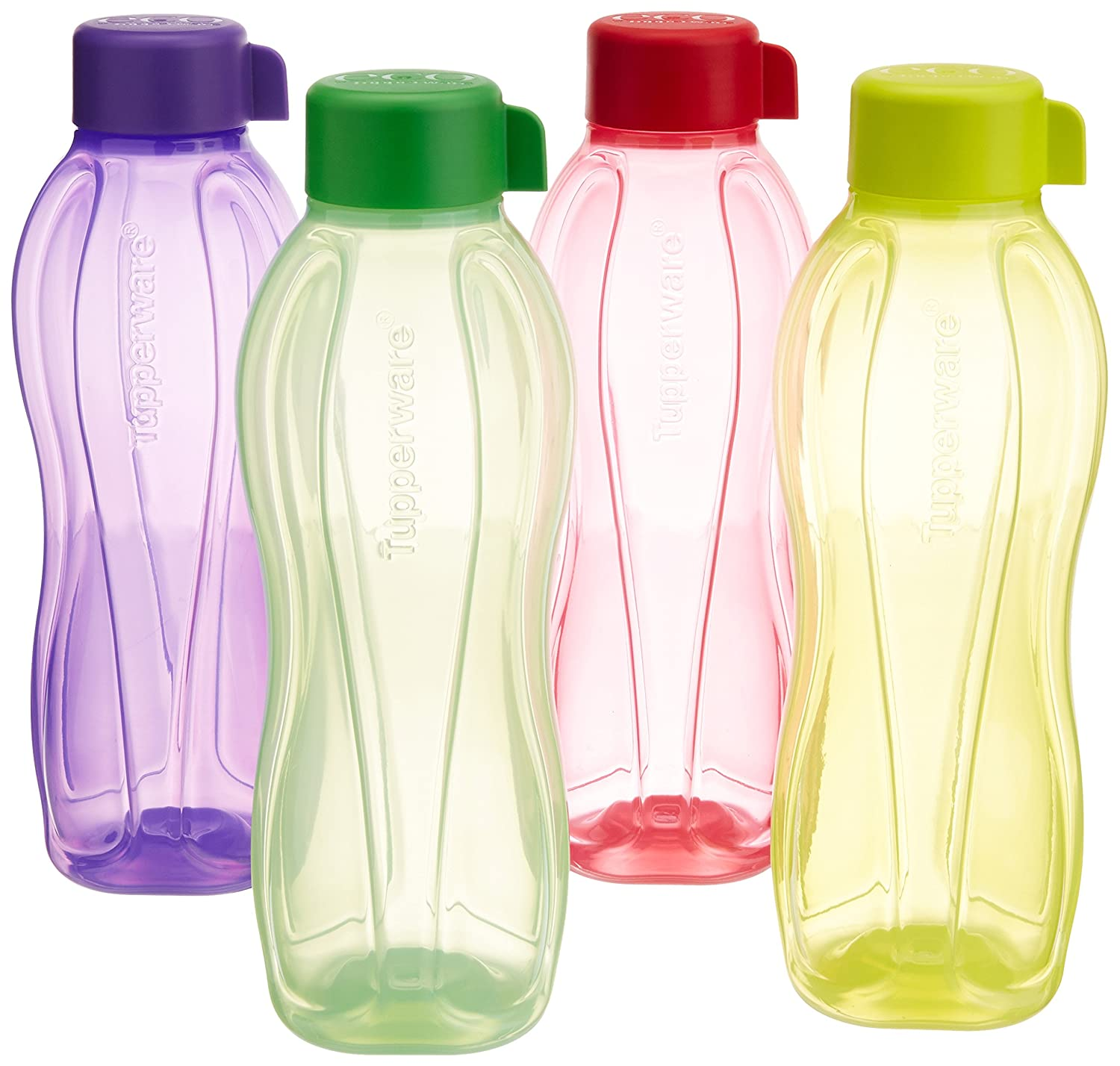 Water Bottle Set: TUPPERWARE WATER BOTTLE AQUASAFE 1 LITRE (1000ml)