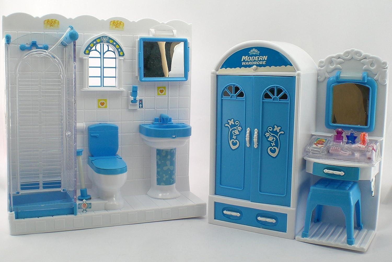 pin barbiefurniturebathtobeautybathroomset on pinterest
