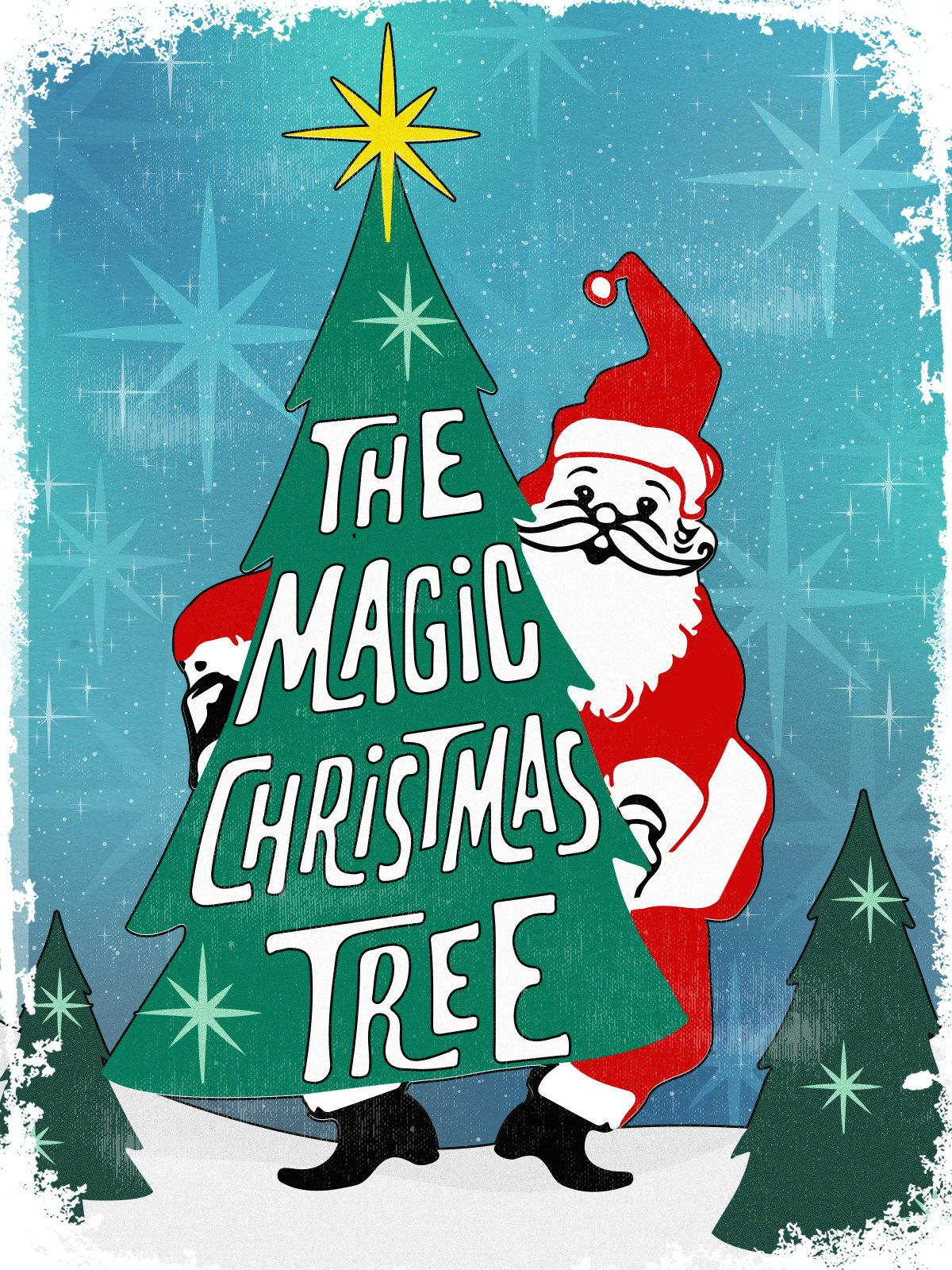 The Magic Christmas Tree