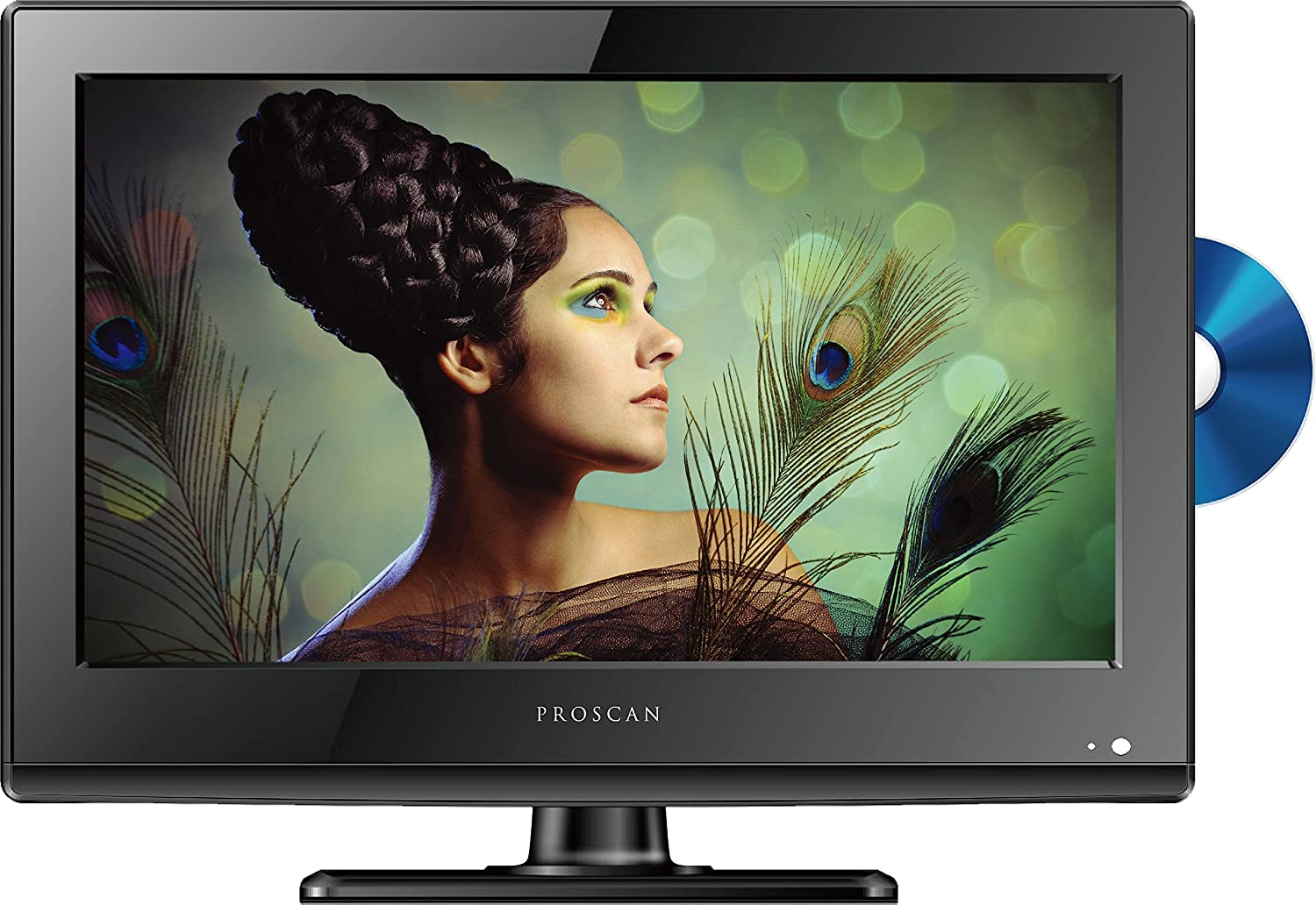 Proscan PLEDV1520 15-Inch 720p 60Hz LED TV-DVD Combo