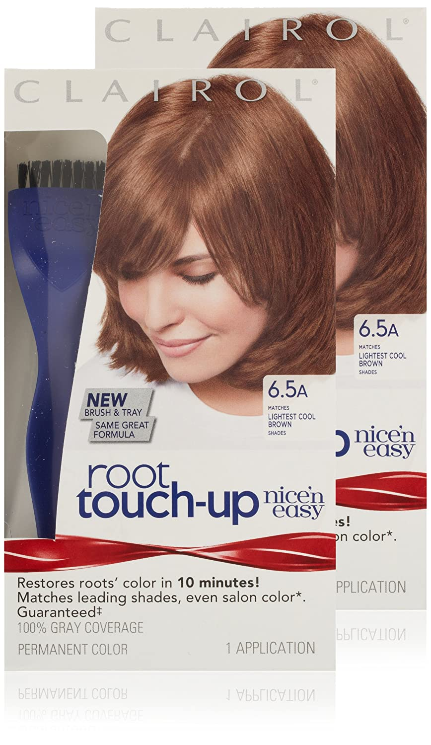 Clairol Nice 'N Easy Root Touch-Up Light Cool Brown 1 Kit i