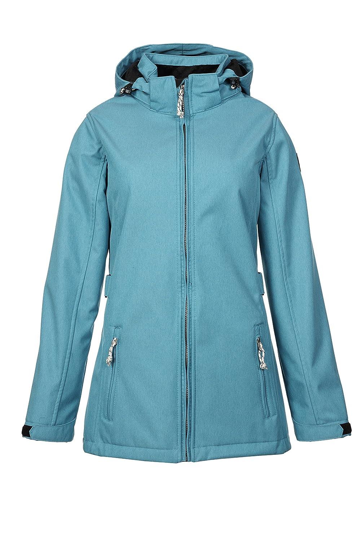 killtec – Damen Soft Shell Jacke, Winddicht – Wasserdicht – Atmungsaktiv, H/W 2015, Chidera (26989) günstig bestellen