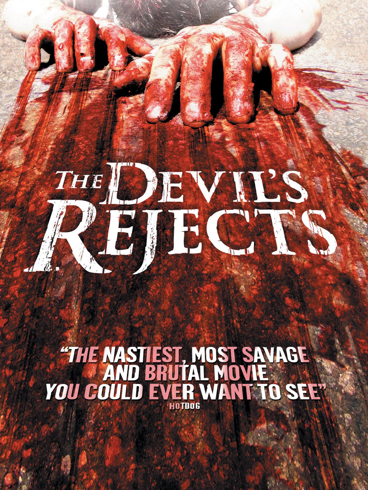 The Devil's Rejects on Amazon Prime Instant Video UK