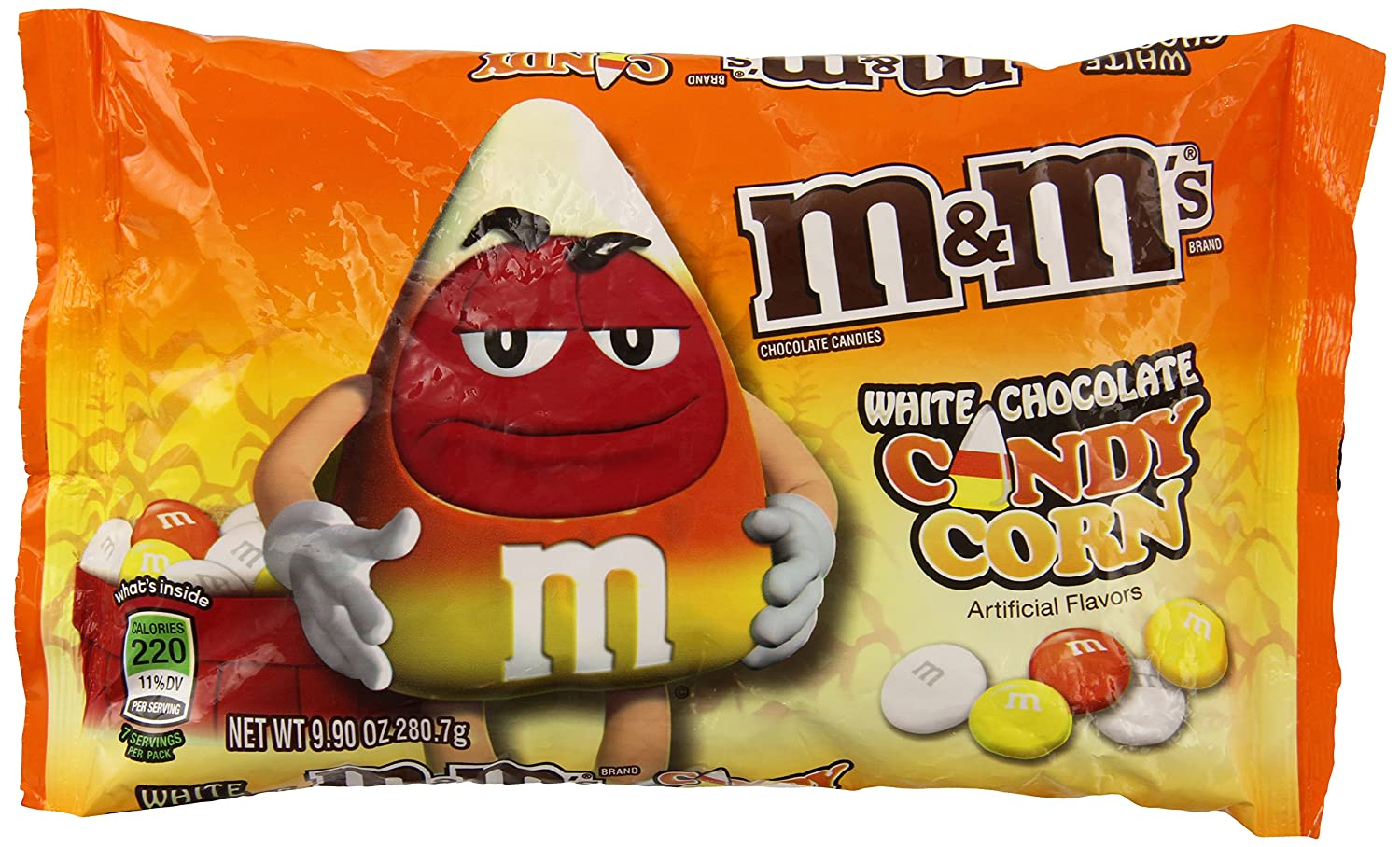 M ampMs Candy Corn White  M And Ms Candy