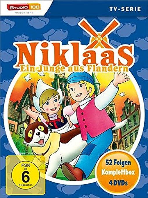 Niklaas, ein Junge aus Flandern, DVD