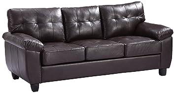 Glory Furniture G905A-S Living Room Sofa, Cappuccino
