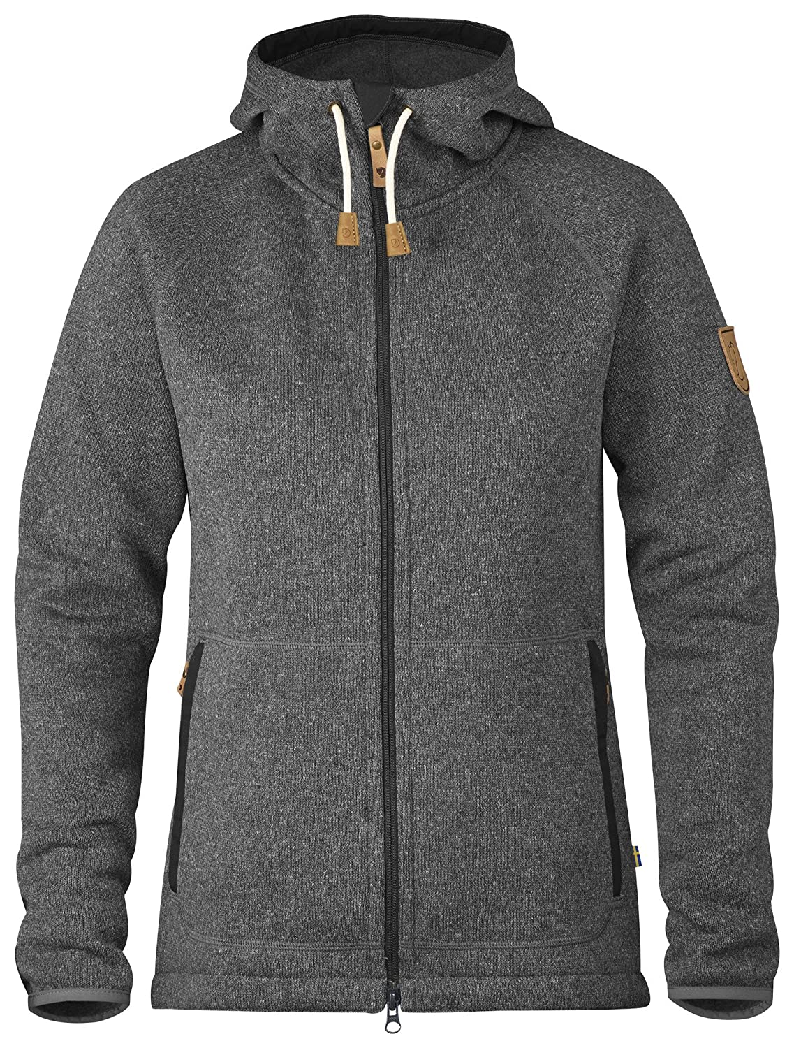 Fjällräven Övik Fleece Hoodie Women - Outdoorfleecejacke