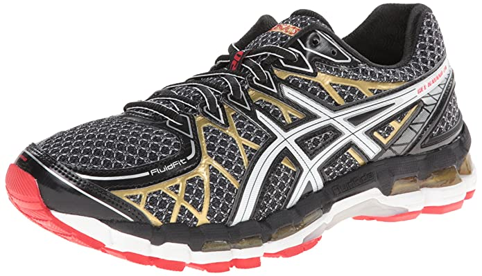 ASICS Men's Gel Kayano 20 Best Cushioned Running Shoes Reviews
