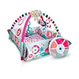 Bright Starts 5-in-1 Your Way Ball Play Activity Gym, Pink