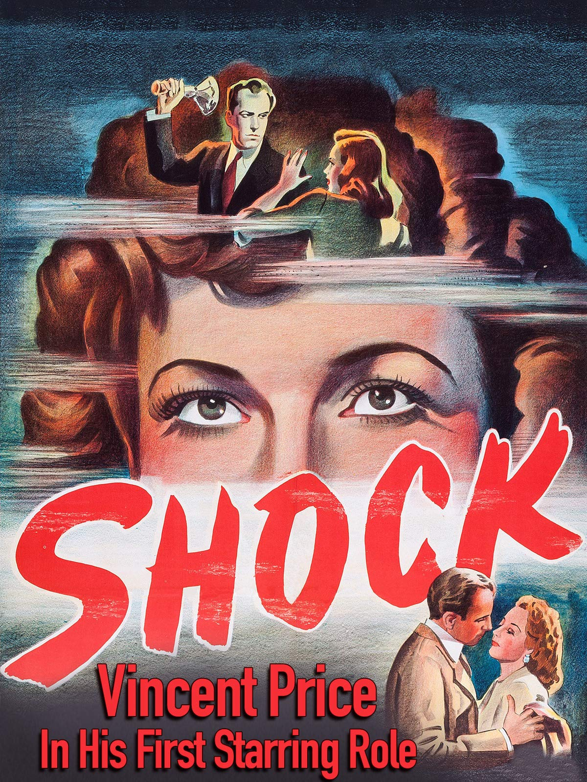 Shock - Vincent Price, In His First Starring Role on Amazon Prime Instant Video UK