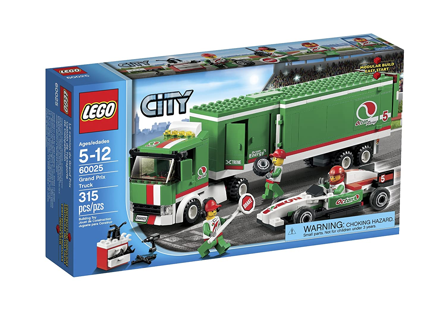 lego city grand prix and flat bed trucks up to 36 off from amazon the shopper 39 s apprentice. Black Bedroom Furniture Sets. Home Design Ideas