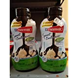 60 Pcs X Stevia Chocolate Syrup From Greece for Ice Creams, Yogurt and Wafers - 350g by Giotis