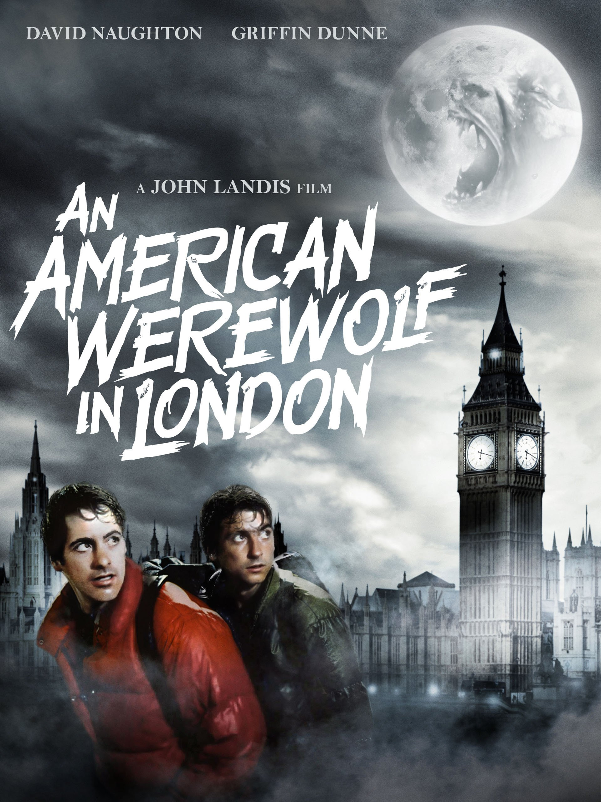 An American Werewolf In London on Amazon Prime Instant Video UK