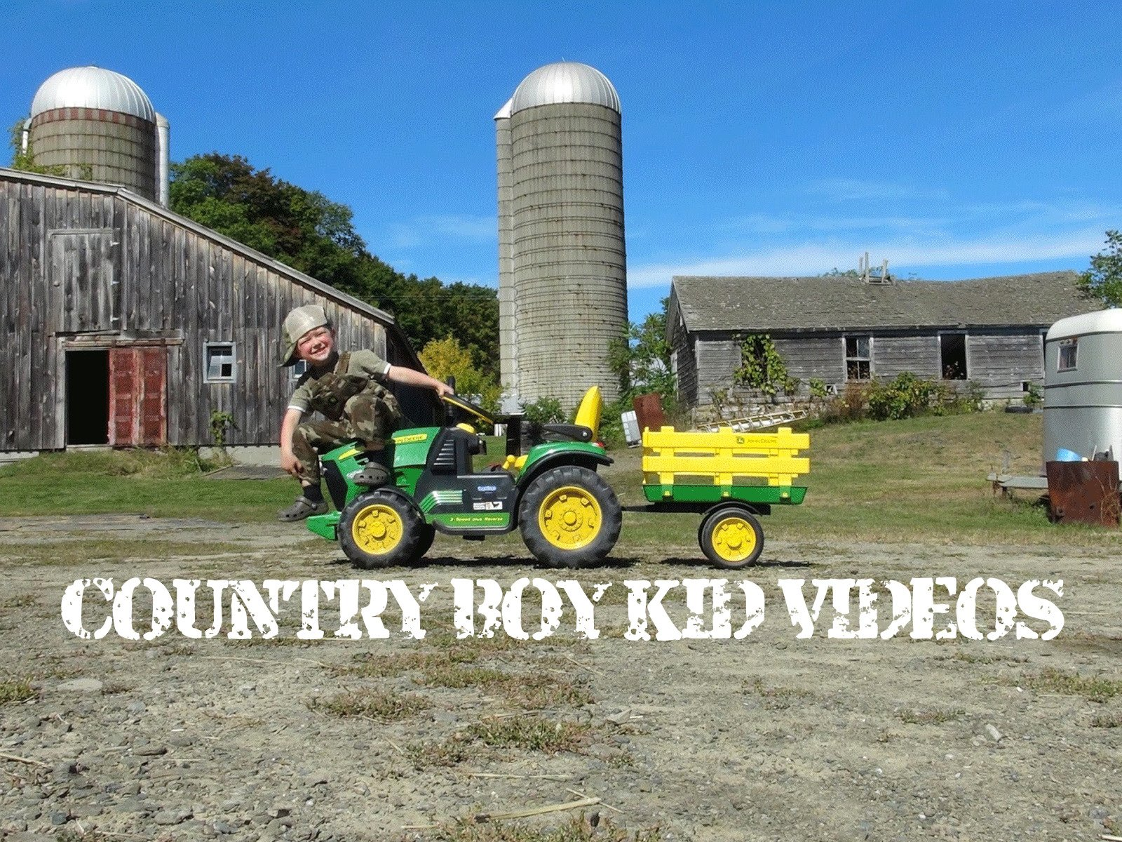 Country Boy Kid Videos - Season 1