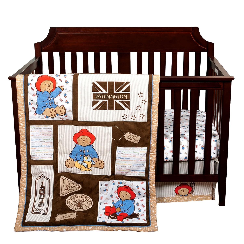 Trend Lab Paddington Bear Baby Bedding