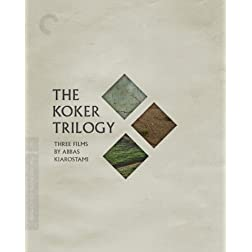 The Koker Trilogy Where Is the Friend�s House?/And Life Goes On/Through the Olive Trees  The Criterion Collection [Blu-ray]