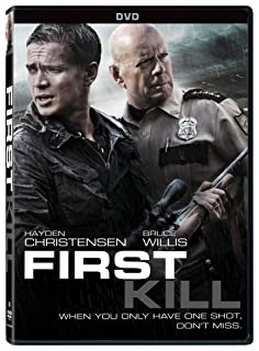 Book Cover: First Kill
