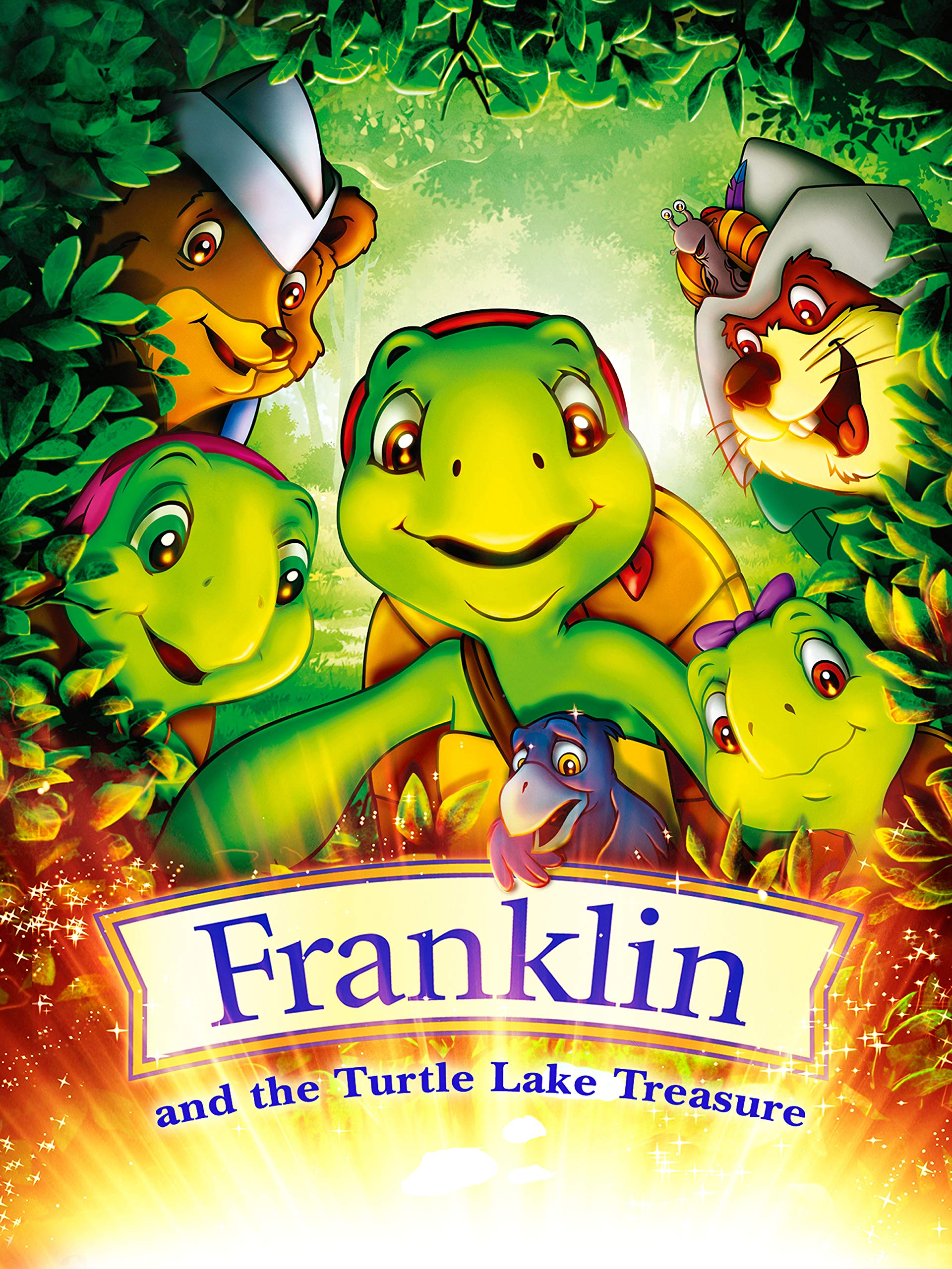 Franklin and the Turtle Lake Treasure on Amazon Prime Video UK
