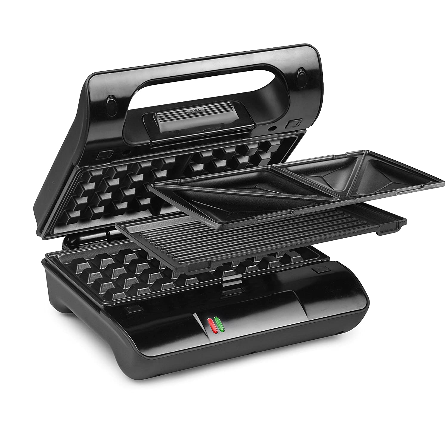 Princess Grill Compact Pro - Sandwichera