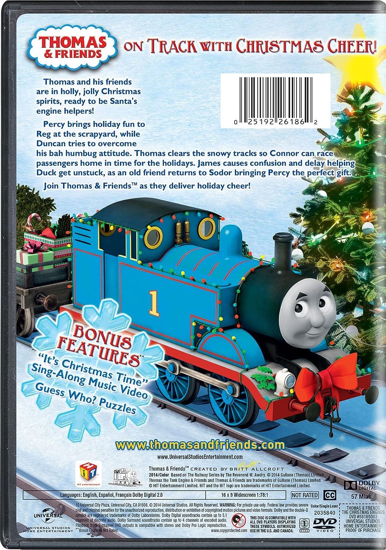 Download Thomas & Friends: Thomas' Christmas Carol free