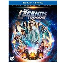 DC's Legends of Tomorrow: Season 4 2019 [Blu-ray]