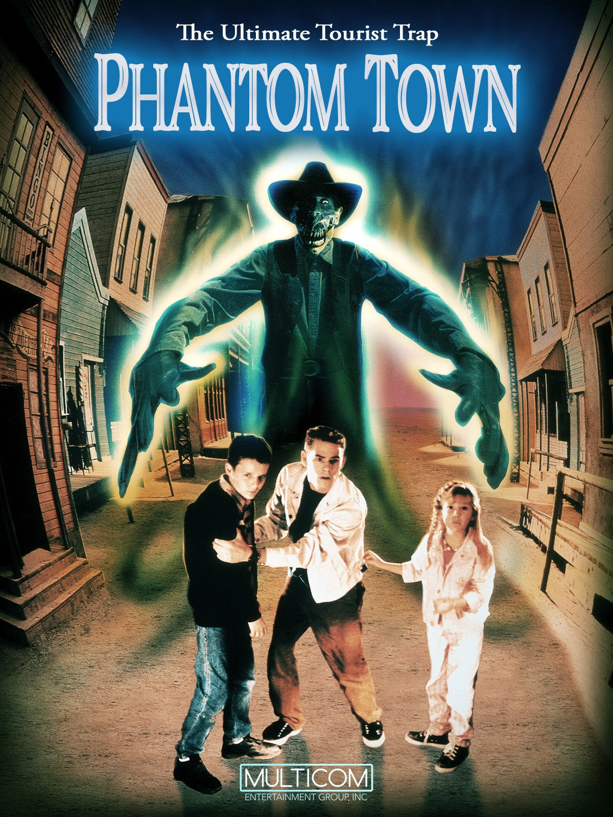 Phantom Town on Amazon Prime Instant Video UK