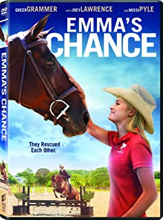 Book Cover:                                                                             Emma's Chance