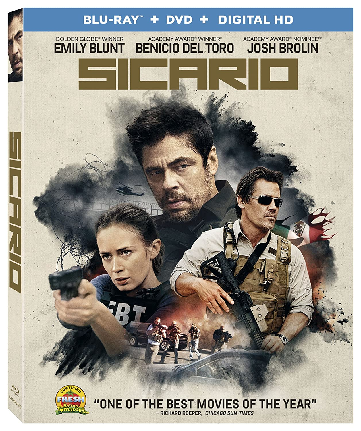 [NF] Sicario (2015) CAN  Bluray - PCH