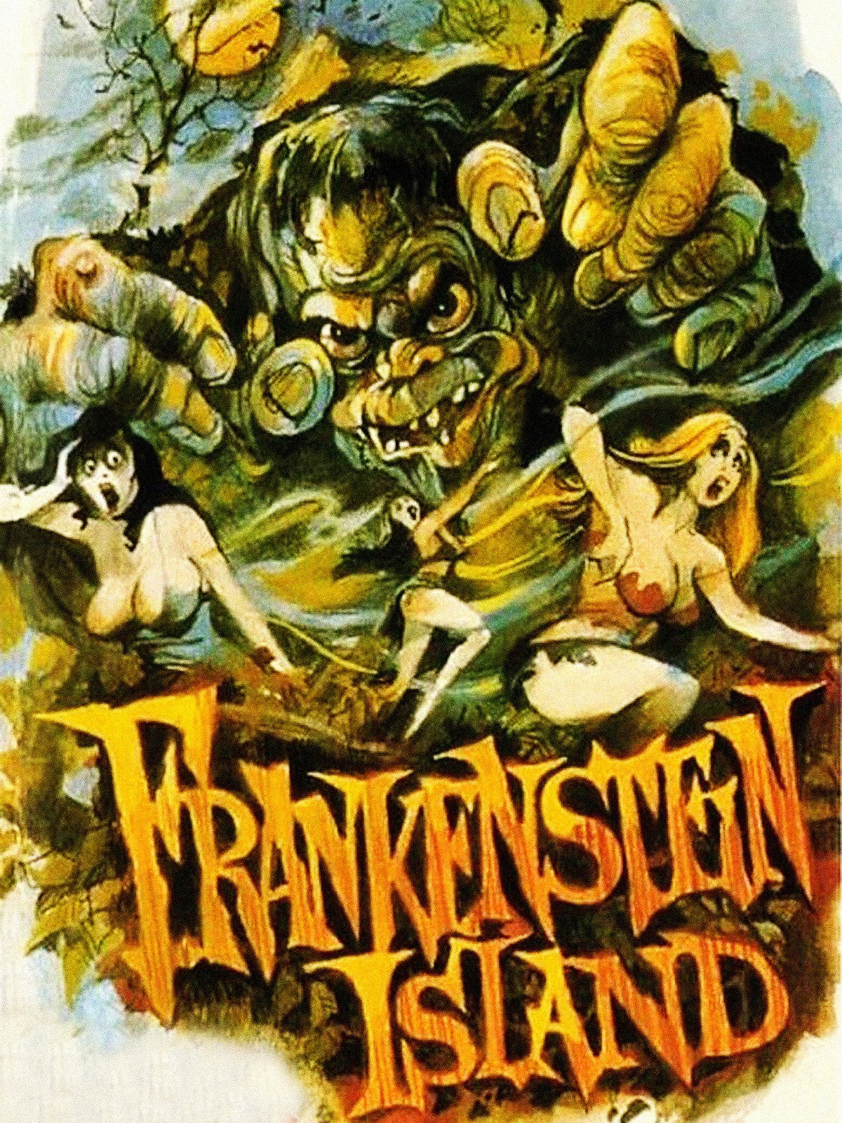 Frankenstein Island on Amazon Prime Video UK