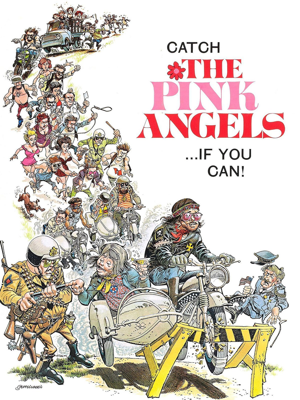 The Pink Angels on Amazon Prime Video UK