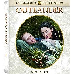 Outlander (2014) Season 5 (Limited Collector's Edition) [Blu-ray]